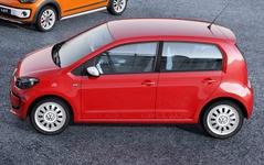 【ジュネーブモーターショー12】VW up!にスイス仕様…国旗がモチーフ 画像