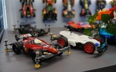 痛車から本気モードのミニ四駆が集結…プレス対抗レース[写真蔵] 画像