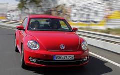 【VW ザ・ビートル 海外試乗】見どころは3つ…まるも亜希子 画像