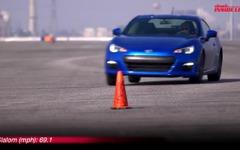スバル BRZ、フルテスト…0-96km/h加速は7.3秒[動画] 画像