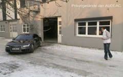 アウディのロボットカー…車庫入れ全自動[動画] 画像