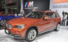 【ニューヨークモーターショー12】BMW X1、待望の米国初上陸 画像