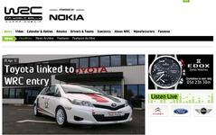 トヨタ、WRC復帰を計画か…1.6リットル ターボ開発中 画像