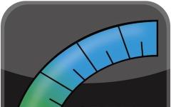 通信速度計測アプリRBB TODAY SPEED TEST、1万DL突破 画像