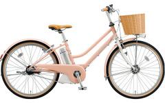 ブリヂストンサイクル、女性向け電動アシスト自転車発売 画像