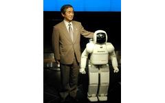【踊る!! ホンダ】新型ロボット『ASIMO』が見せる未来のクルマ 画像