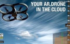 iPhoneで飛ばすヘリコプター、コミュニティ連携で情報共有 画像