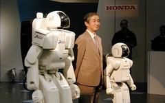 【踊る!! ホンダ】『ASIMO』の操作性はプレステ並だ!! 画像