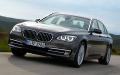 【モスクワモーターショー12】BMW 7シリーズ、初の大幅改良 画像