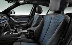 BMW 3シリーズセダン にMスポーツを追加 画像