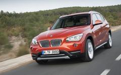 BMW 新型X1発表…外観一新、燃費も向上 画像
