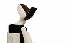 【福祉機器展12】トヨタ、生活支援ロボットを開発 画像