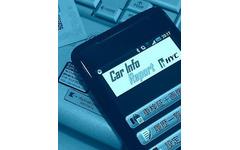 車検証のQRコードからデータを自動入力…自動車業界向けスマホアプリ 画像