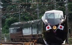 JR東日本、E655系によるお召し列車を運行 画像