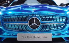 【パリモーターショー12】メルセデス、EV市販をプッシュ[動画] 画像