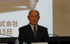 トヨタ小澤副社長、中国販売「来年3月までに約20万台の減少」 画像
