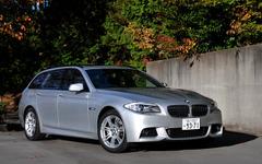 【BMW 523dブルーパフォーマンス 試乗】ガソリン3リッターオーバーのフィーリング…諸星陽一 画像