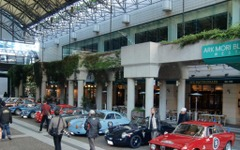 アルペン・クラシックカー・ラリー2012開催…クラシックカーのターマックラリー 画像
