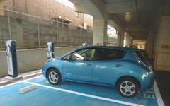 小田急電鉄、沿線の月極駐車場にEV充電器を設置 画像