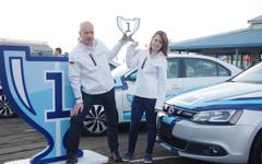 【VW エコドライブ世界選手権 12】ドイツが優勝、21.2km/リットル…日本は12位 画像