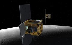 NASAの月探査機が月面に6000km/hで衝突、破壊…役目終え 画像