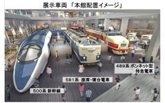 50両の車両展示…JR西日本、鉄道博物館を2016年に開業 画像