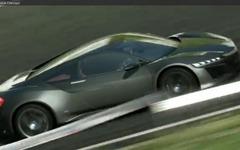 ホンダ NSX コンセプトが進化…走行シーンを披露[動画] 画像