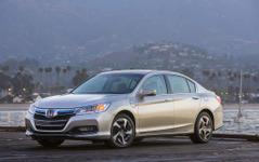 ホンダ初の市販PHV、アコード 新型…米国で最も燃費性能に優れるセダンに 画像