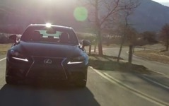 レクサス IS 新型、目標は「BMW 3シリーズを超えること」…チーフエンジニア[動画] 画像