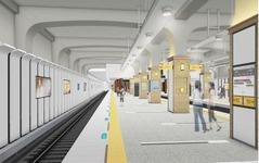 阪神電鉄、三宮駅の大規模改修が3月20日に完了、東改札口を新設 画像
