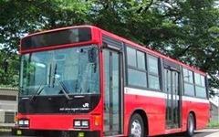 不通のJR大船渡線、代替BRTバスが3月2日から運行開始 画像
