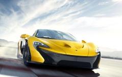 【ジュネーブモーターショー13】マクラーレンの新型スーパーカー、P1…市販バージョン発表 画像