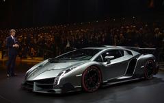 【ジュネーブモーターショー13】ランボルギーニの新スーパーカーは3億円超…ヴェネーノ 正式発表 画像