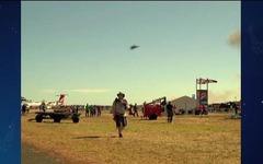 F-22ラプターがアバロン航空ショーでデモンストレーション飛行[動画] 画像