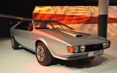 """デロリアンの原型はアウディ…1973年ジウジアーロデザイン、""""スペードのエース""""[写真蔵] 画像"""