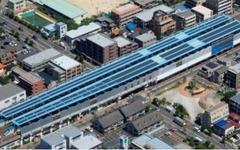東京メトロ、東西線の太陽光発電規模1MWに 画像