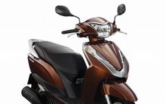 【東京モーターサイクルショー13】ホンダ、ベトナム生産の新型スクーター リード125 発表 画像