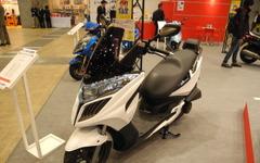 【東京モーターサイクルショー13】KYMCOがキムコを無料配布 画像