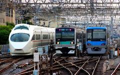 千代田線相互直通、小田急車とJR車も3線直通に対応へ 画像