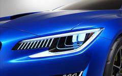 【ニューヨークモーターショー13】スバル、WRXコンセプト発表…インプレッサWRX 次期型のデザイン提示 画像