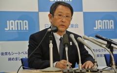 自工会豊田会長「日本市場が閉鎖という根拠のない誤解を解いて欲しい」…TPP事前協議妥結にコメント 画像