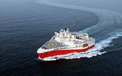三菱重工、PGSから3次元海底資源探査船2隻を正式受注 画像