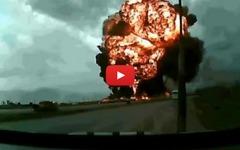 ボーイング747、アフガニスタンで墜落…瞬間映像[動画] 画像