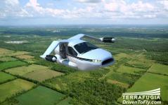 """米国から次世代の""""空飛ぶ車""""、TF-X…プラグインハイブリッド 画像"""