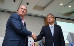Googleとクラリオン、音声認識・検索サービスで提携 画像