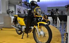 ホンダ、クロスカブ を発売…110cc、スーパーカブのアウトドアスタイル版 画像