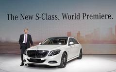 メルセデス Sクラス 新型、PHV を追加設定へ…燃費は25km/リットル以上 画像