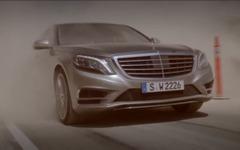 メルセデスベンツ Sクラス 新型…先進の安全装備[動画] 画像