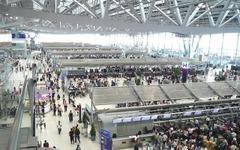 護送中のドイツ人犯罪者、バンコク空港でトランジット中に逃走 画像