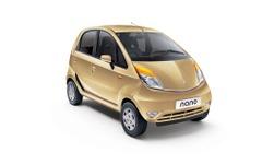 インドのタタ、新型車攻勢に…超低価格車のナノも改良 画像